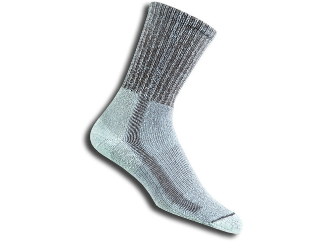 Thorlos Light Hiking Socken Crew Herren walnut heather